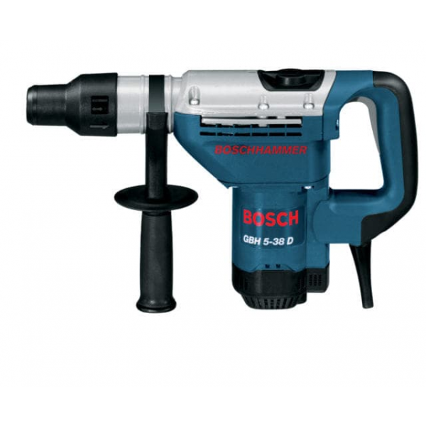 Bosch Bor Tembok Rotary Hammer Professional GBH 5-38 D SDS Max
