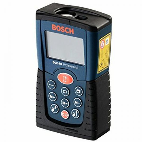 Bosch DLE40 Professional Meteran Laser Digital
