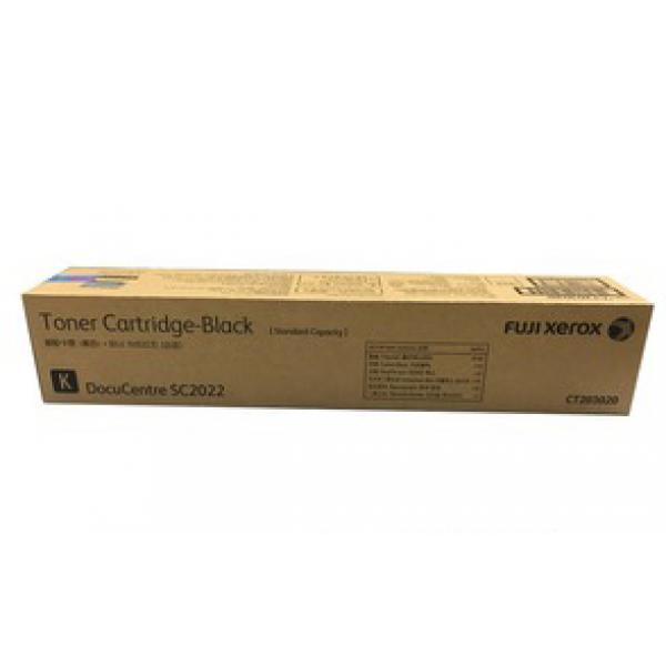 CT203020 Toner Original Black Untuk Fuji Xerox DCS C2022