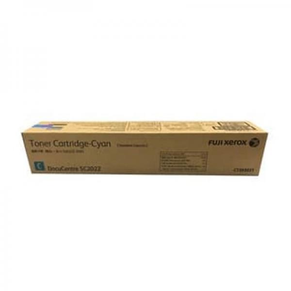 CT203021 Toner Original Cyan Fuji Xerox DCS C2022