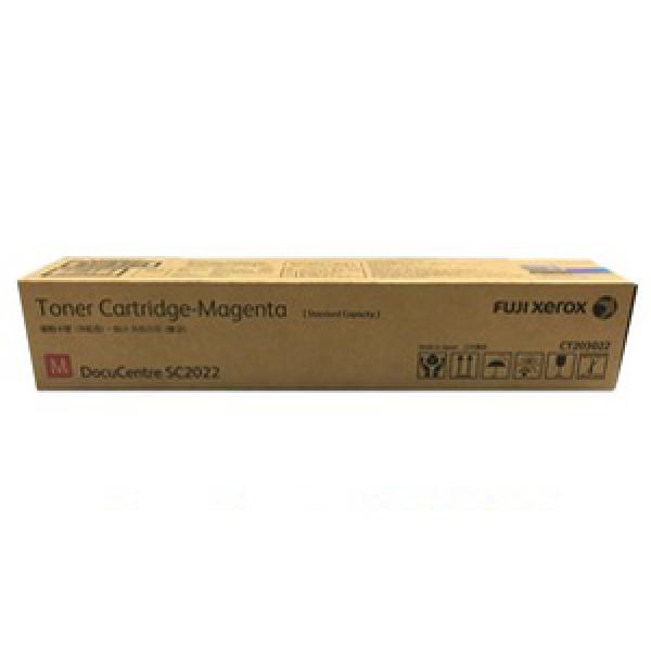 CT203022 Toner Original Magenta Fuji Xerox DCS C2022