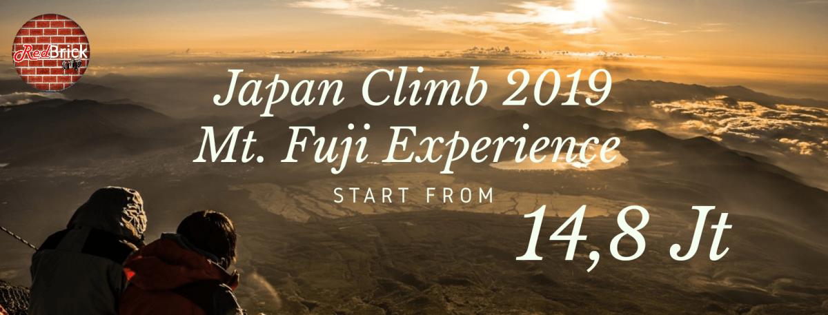 Mt Fuji Experience