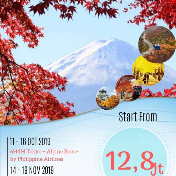 Japan Autumn 2019