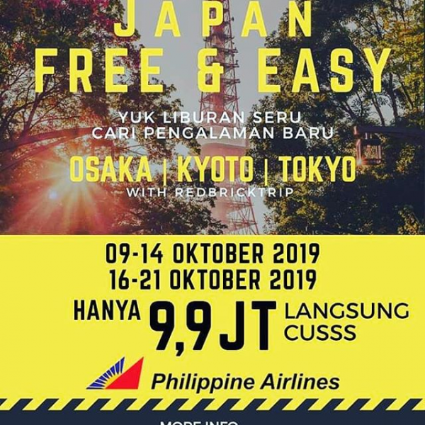 JAPAN FREE & EASY OCT 2019