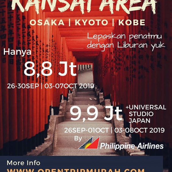 BEST DEAL KANSAI AREA 2019