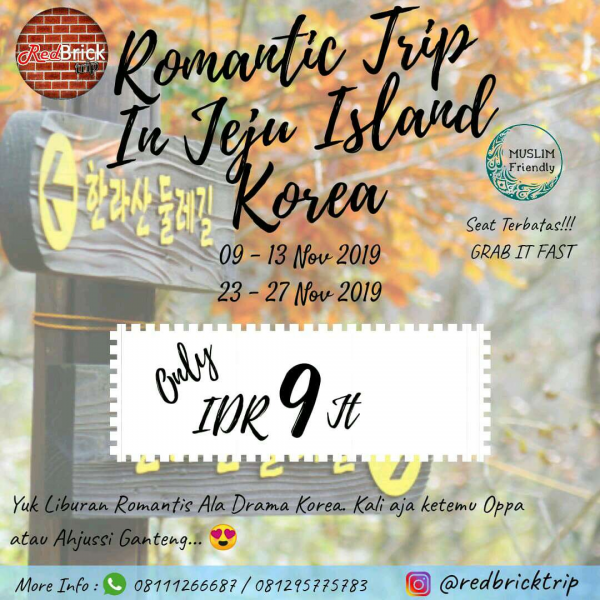 Romantic Jeju 2019