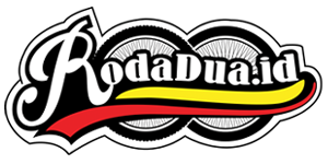 Logo RODADUA.ID - Jual Perlengkapan Bikers Sejak Tahun 2009