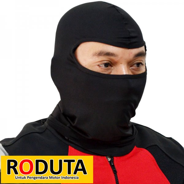 Masker Balaclava Roduta (3 Warna Pilihan)