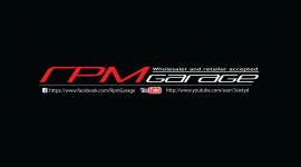 logo Rpm Garage Motoshop