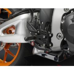 Rizoma Rearset/Footstep Honda CBR600RR