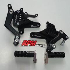 RearSet/Footstep Lightech Adjustable Kawasaki Z1000