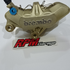 Brembo Caliper 4 Piston 2 Pin Model Beet Kiri