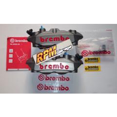 Brembo M4 Monobloc Caliper 108mm