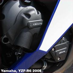 GB RACING YAMAHA YZF-R6 STOCK ENGINE COVER SET 2006 - 2015