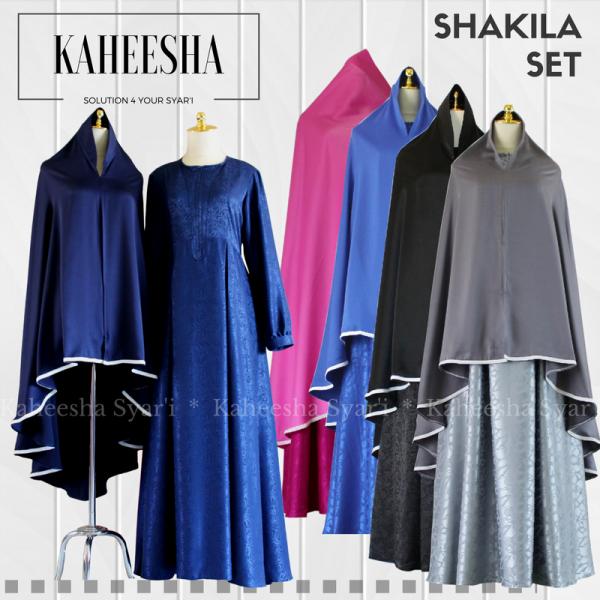 Shakila Set