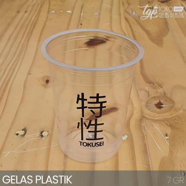 Gelas Plastik 7 GR