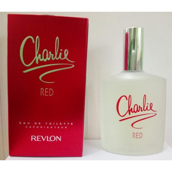 Charlie RED 100ml Original REVLON
