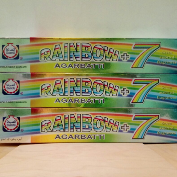 BUHUR RAINBOW stick surrati KSA