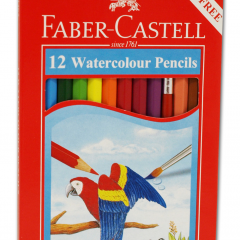 Pensil 12 Warna Faber Castell