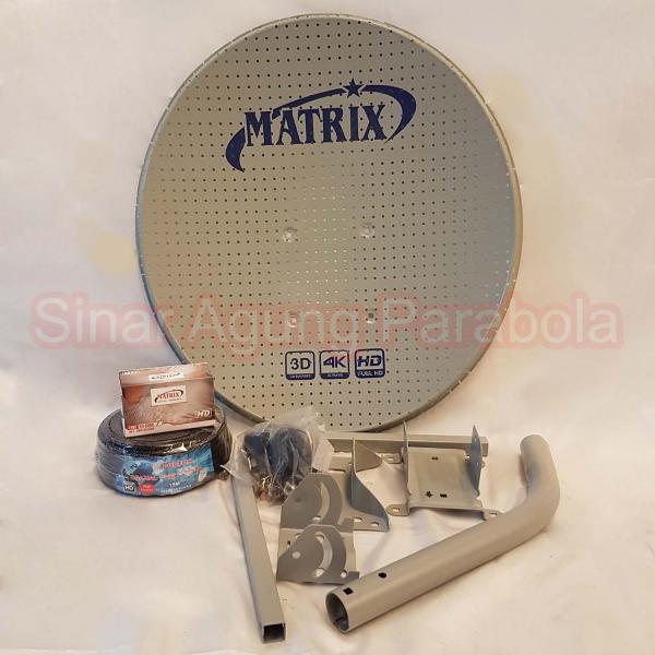 Antena Parabola Mini Matrix 45cm ODU