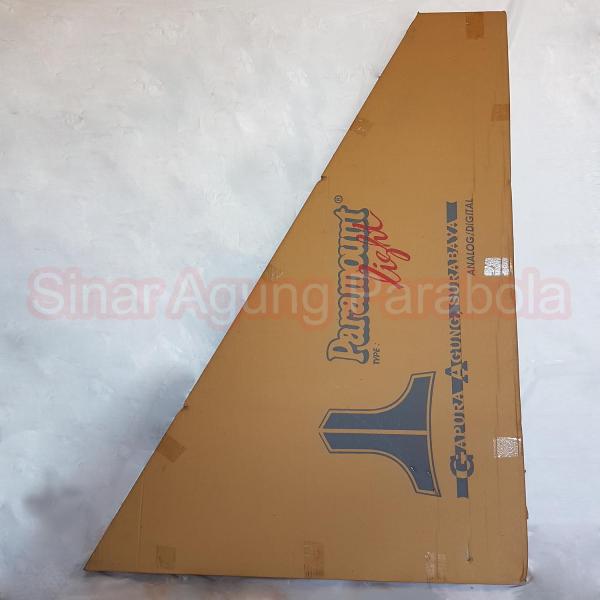 Antena Parabola Solid 6 feet Paramount Live Jaring