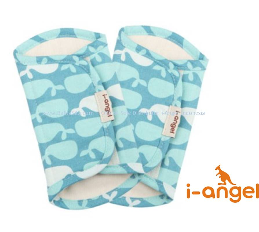 i-Angel Teething Pad - Blue Dolphin