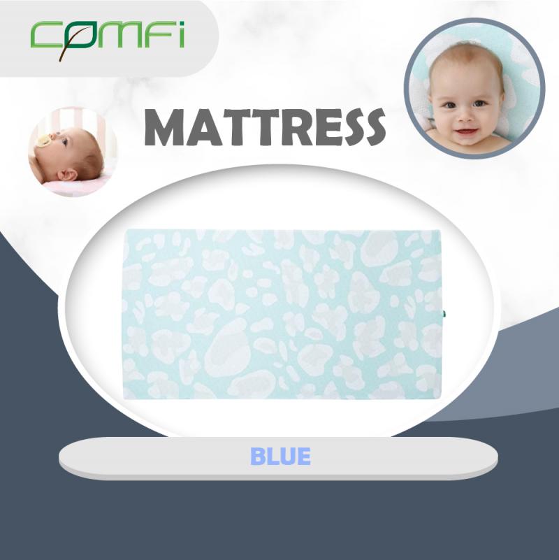 (65x95x2cm) Breathing Mattress - Blue