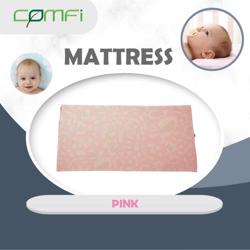 (60x120x2) Breathing Mattress - Pink