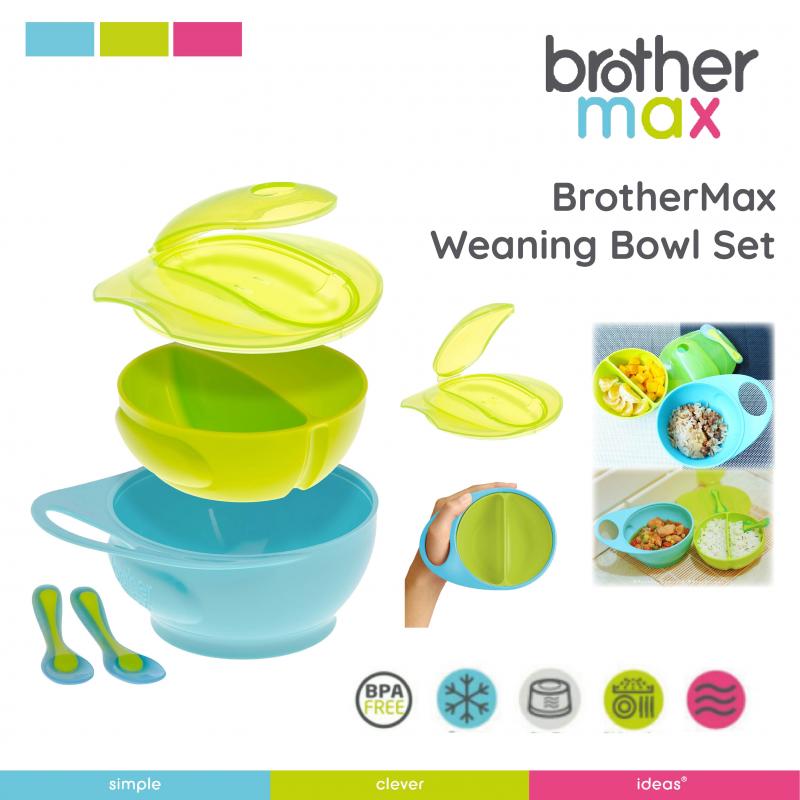 Weaning Bowl Set