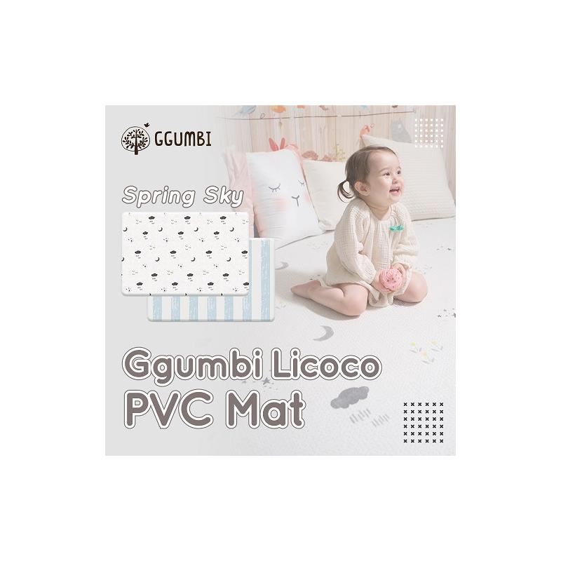 Ggumbi Spring Sky - Licoco PVC Play Mat