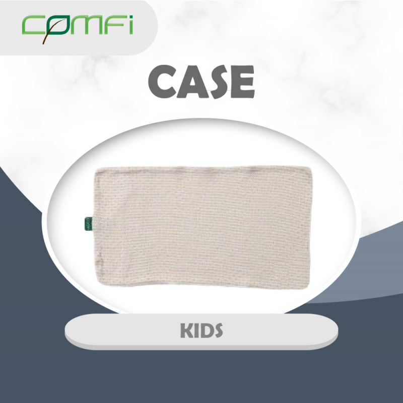 Kids Organic Pillow Case