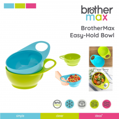 2 x Easy-Hold Bowls