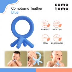 Comotomo Teether : Blue