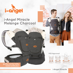 i-Angel Miracle Melange Charcoal
