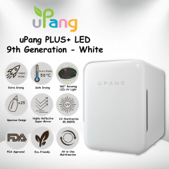 uPang PLUS+ LED White - UVC Sterilizer Waterless