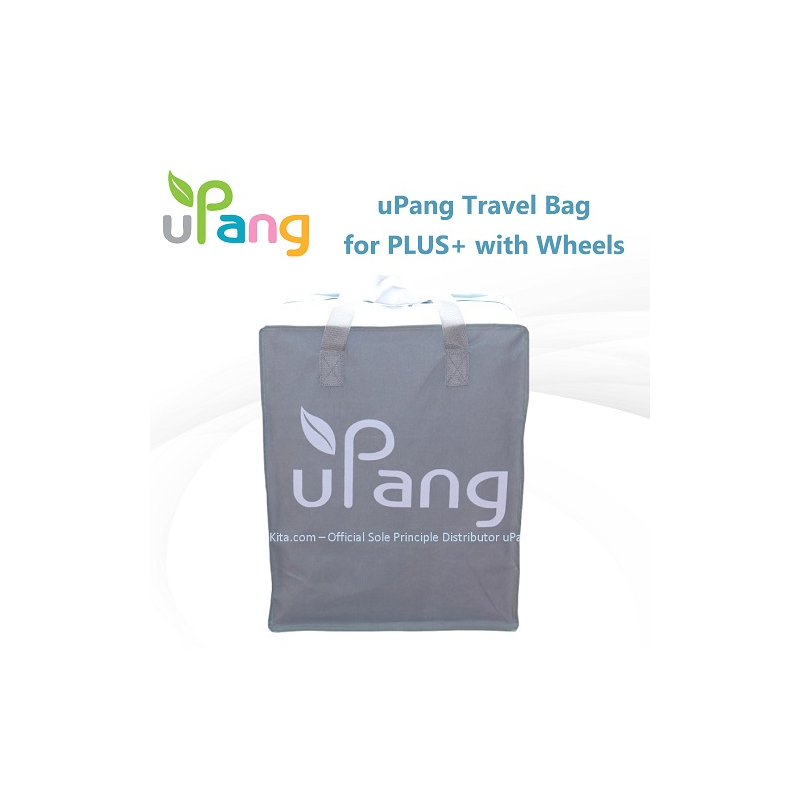 uPang Travel Bag for PLUS+ with Wheels