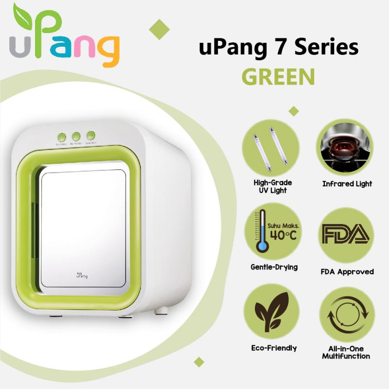 uPang UV Waterless Sterilizer - Green