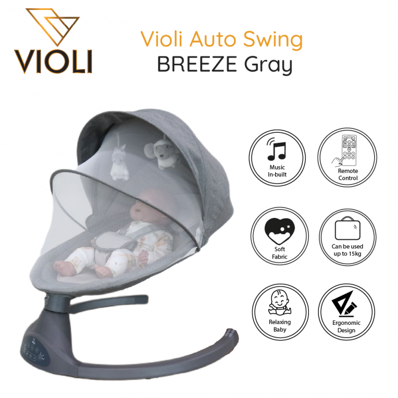 VIOLI BREEZE : AUTO SWING