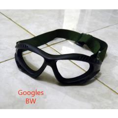 Kacamata Olahraga - Googles BW