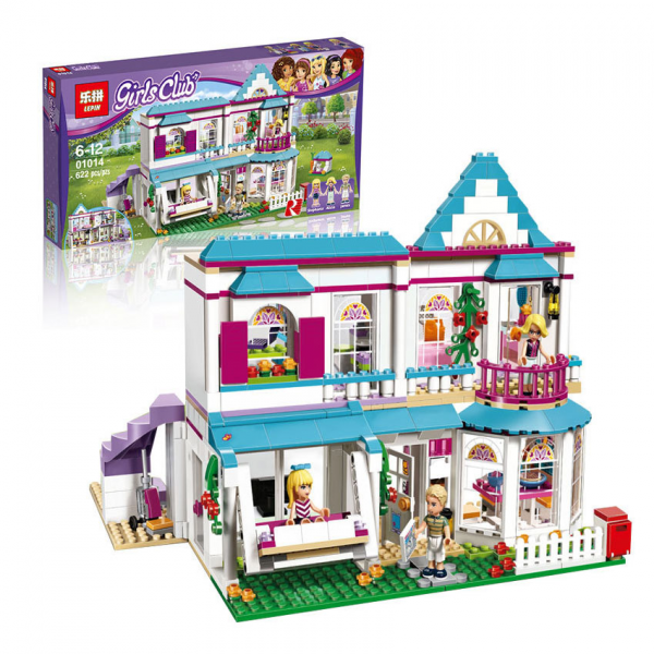 LEPIN Friends 01014 Stephanie House