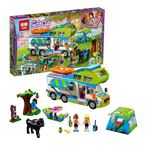 LEPIN Friends 01062 Mia's Camper Van Lego KW 41339