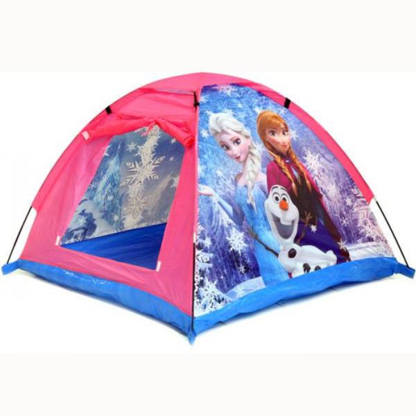 Tenda Segitiga Frozen
