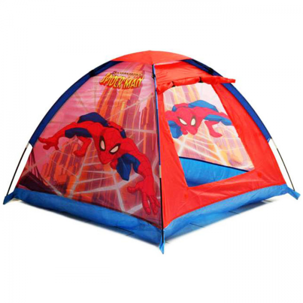 Tenda Segitiga Spiderman