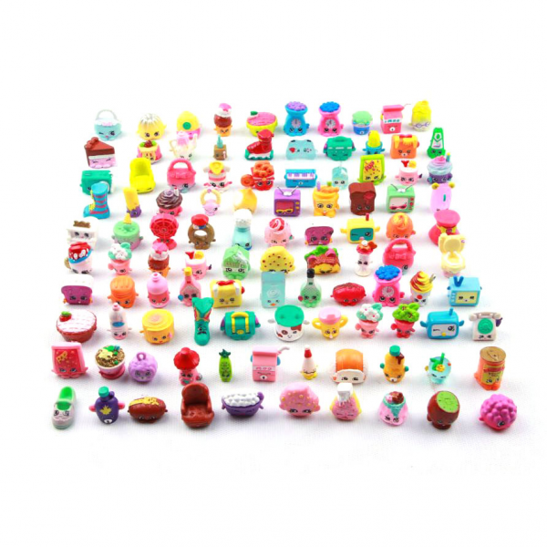 Figure Shopkins isi 20 pcs