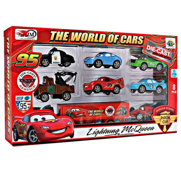 Die Cast Mobil The World of Cars