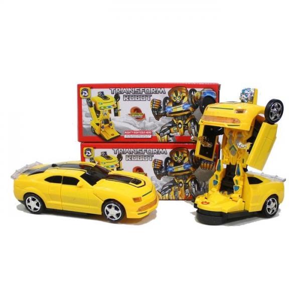 Mobil Transformer Robot BumbleBee 8986