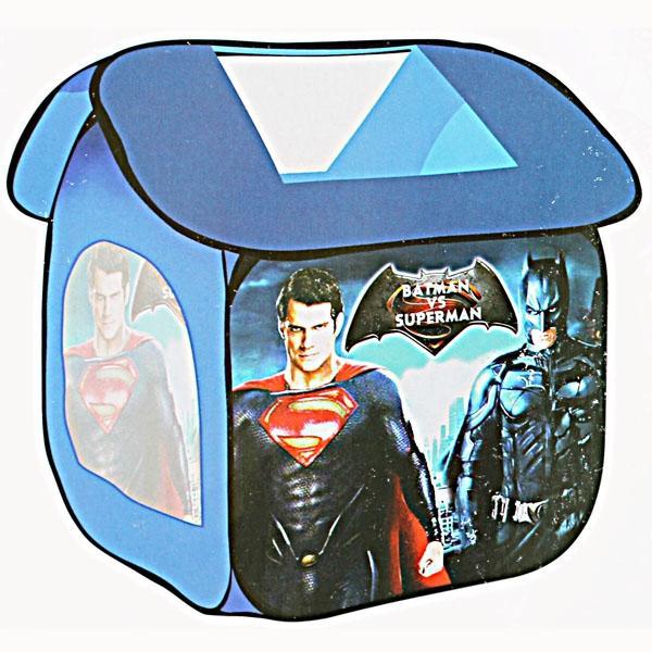 Mainan Rumah-rumahan Tenda Rumah Anak Batman vs Superman