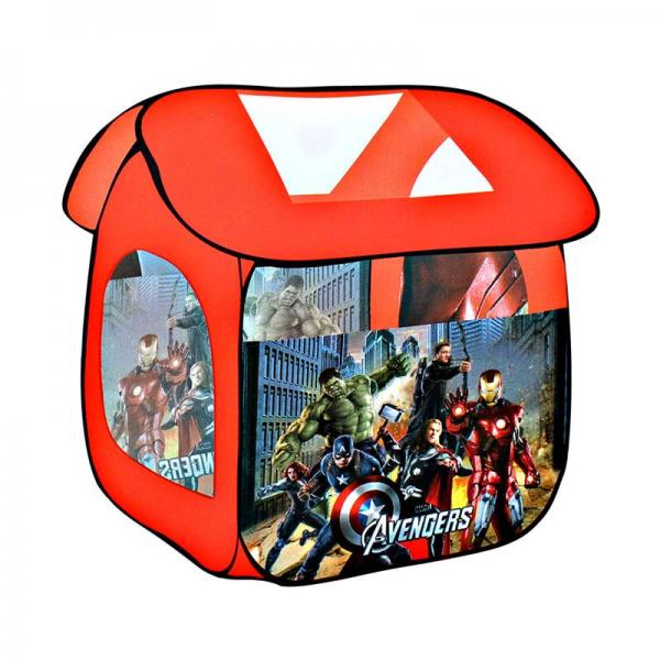 Mainan Rumah-rumahan Tenda Rumah Anak Avenger