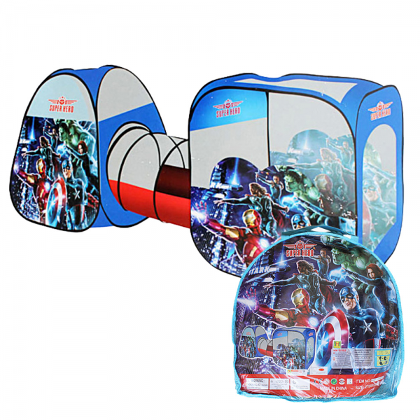 Tenda Terowongan Avengers