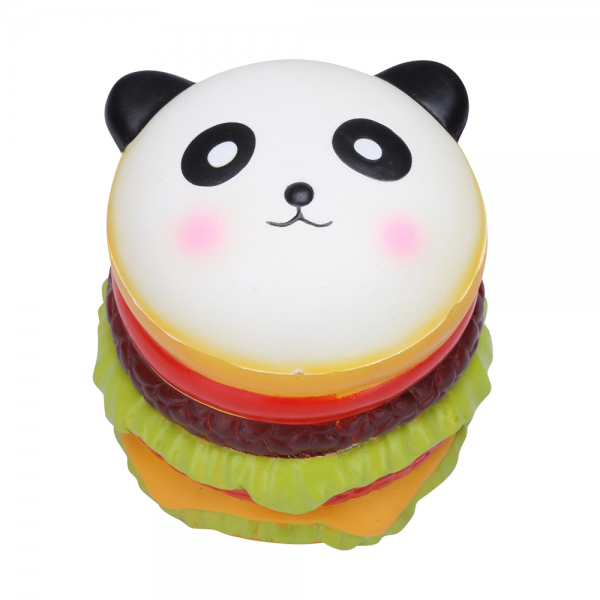Squishy Panda Burger